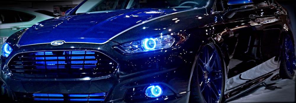 2016 Ford Fusion Sport Touring Sema