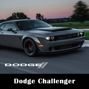 MRT Premium Dodge Challenger Exhaust Systems