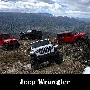 MRT Premium Jeep Wrangler Exhaust Systems