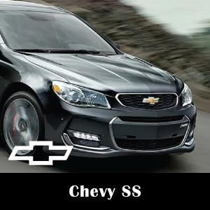 MRT Premium Chevy SS Exhaust Systems