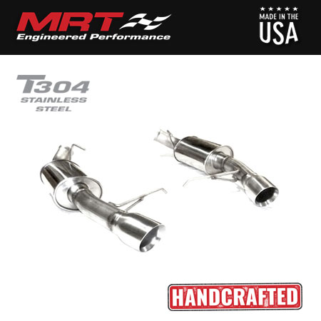 2011 - 2014 Mustang V6 MRT Premium Exhaust Systems
