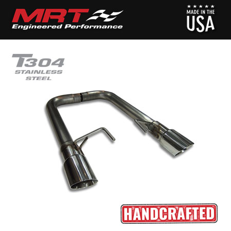 2015 - 2019 Mustang EcoBoost MRT Premium Exhaust Systems