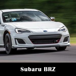 MRT Premium Subaru BRZ Exhaust Systems